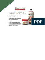 Benefits of Ionix Supreme