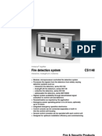 Fire CS1140 Manual