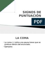 SIGNOS DE PUNTUACIÓN  CLASE No 2.pptx