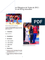 Lutas Nos Jogos Olímpicos de Verão de 2012 - Livre Até 66 Kg Masculino