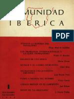 comunidad iberica