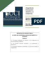 Márquez Romay Reporte de Lectura III 65271 UCI Neza Lic Educación.docx
