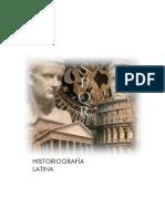 HISTORIOGRAFÍA latina