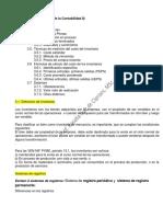 Tema 3 Inventario y Ejercicios