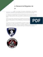 Capacitación General de Brigadas de Emergencias