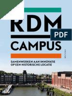 Brochure RDM Campus
