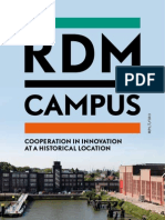 Brochure RDM Campus English