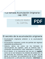 La llamada Acumulación Originaria».pptx