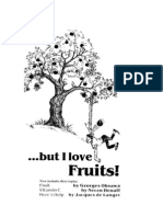 But i Love Fruit