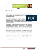 Silabo Comunicación - III Ciclo - Primaria_final