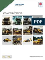Company Profile volvo palembang