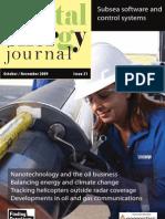 #21 Digital Energy Journal - October 2009