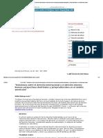 Ius Et Praxis - Relaciones Entre El Derecho Internacional y El Derecho Interno_ Nuevas Perspectivas Doctrinales y Jurisprudenciales en El Ámbito Americano