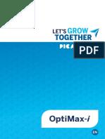 OptiMax-i Brochure en PICANOL