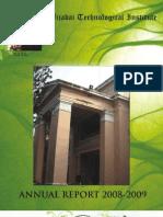 Annual Report VJTI MUMBAI TECHNOLOGY COLLEGE
