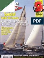 Election du Voilier de l'Année 2010 - Boreal 44