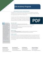 Academy Fact Sheet US Online