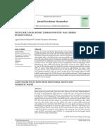 Journal Air Tanah Dgn Limbah Industri JOURNAL KESMAS