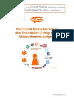 Inblurbs Bericht Wie Social Media Marketing Den Finanziellen Erfolg Eines Unternehmens Steigert