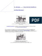 Équitation de légèreté avec la deuxième manière de Baucher