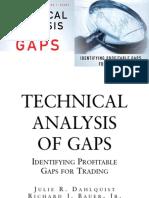 Technical Analysis of Gaps
