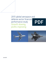 2015 _Deloitt Global Aerospace and Defense Sector