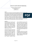 PWB Dielectric Substrates for Pb Free Assembly2