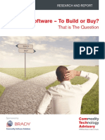 E/CTRM Software – To Build or Buy? That is The Question