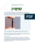 How an RFID Drilling Reamer Works