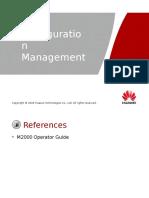 05 OMO601205 Configuration Management ISSUE1.00asasa