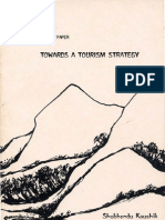 Towards a Tourism Strategy in Spiti