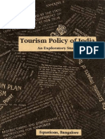 Tourism Policy of India