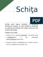 Schita