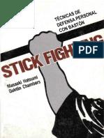 Técnicas de Defensa Personal Con Bastón_Masaaki Hatsumi