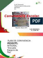 Presentación Proyecto Convivencia Escolar Mapurite (Final Office 2013-2010-2007)