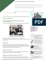 Soal TOEFL Structure and Written Expression Beserta Jawaban+Pembahasan