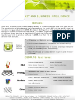 CBDMT - Market and Business Intelligence - Biofuel Market