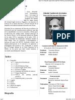 Nikolái Krylenko - Wikipedia, La Enciclopedia Libre
