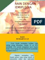 Migrain Hemiplegia PPT