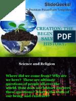 Creation the Beginning of Salvation History (2)
