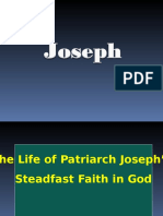Joseph and Patriarchs