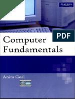 R1. Computer Fundamental by Goel Anita