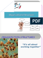 Organization Structures for Slide Show