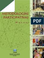 Manual 2010 metodologías participativas
