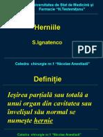 Herniile Final