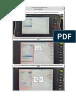 Configuración Parámetros OTDR JDSU T-BERD 6000A