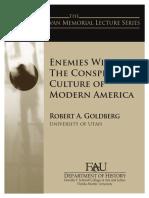Enemies within - Robert a Goldberg