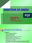 Drafting of Deeds in india by jagdeep pal singh randhawa