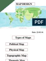 GIS Map Design
