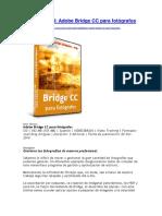 VIDEO2BRAIN_Adobe Bridge CC Para Fotografos